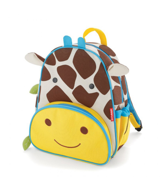 Giraffe zoo backpack