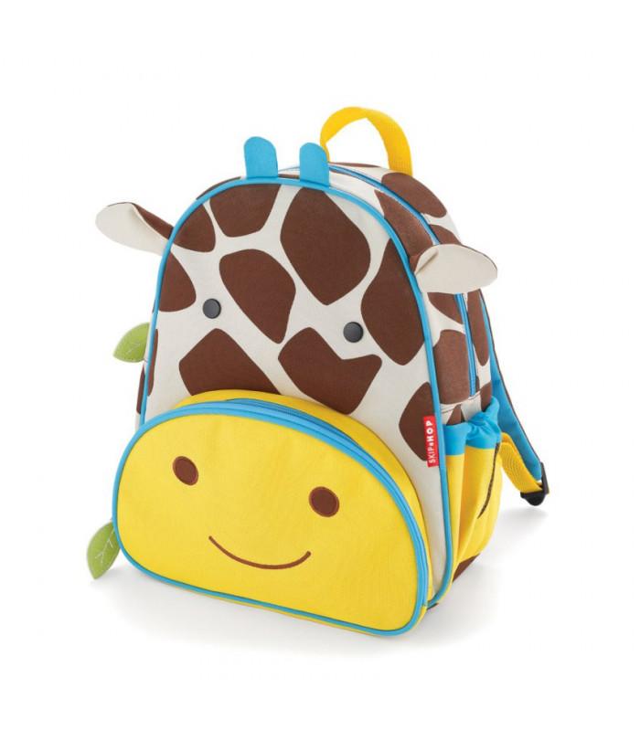 Giraffe zoo backpack