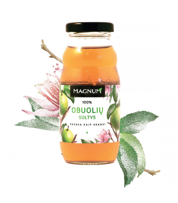 Peach & Apple Juice