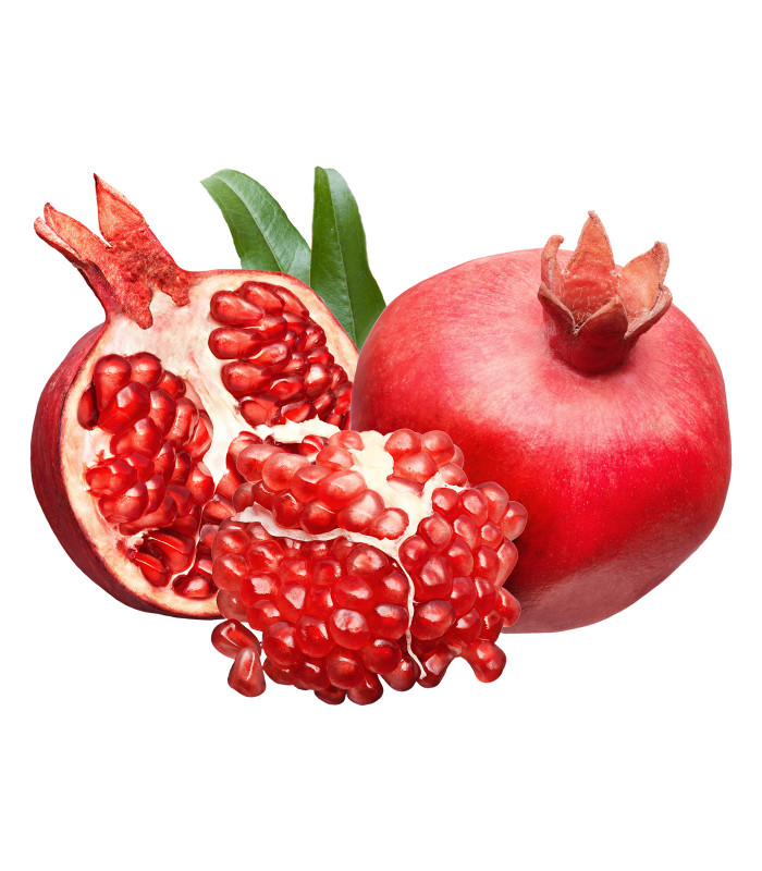 Orange Pomegranates