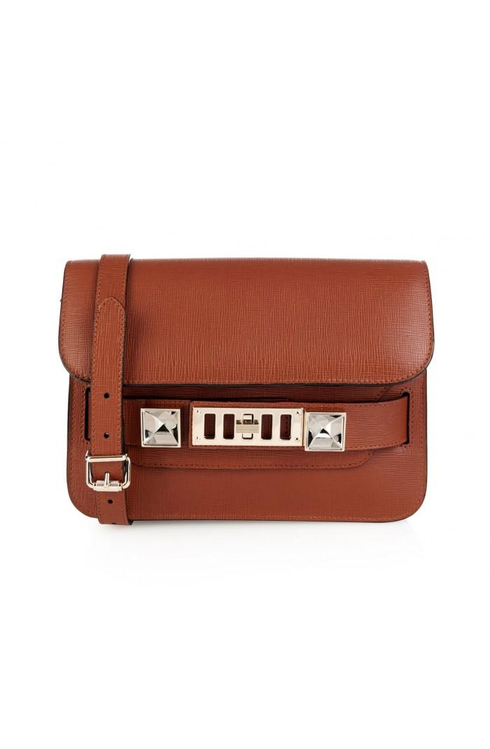 Brown Mini Bag